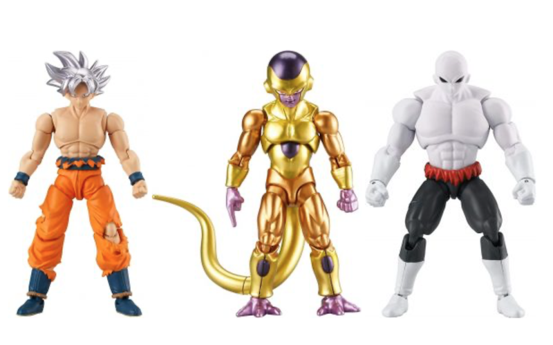 Bandai America Dragon Ball Super Evolve 5″ Figures Pre-Orders