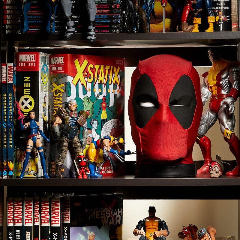 Hasbro Marvel Legends Interactive Electronic Deadpool's Head Pre-Orders