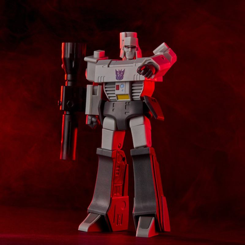 Hasbro Transformers R.E.D. Optimus Prime & Megatron Official Product Images & Pre-Orders
