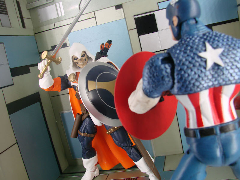 Disney Store Exclusive – Marvel Select Comic-Style Taskmaster Figure