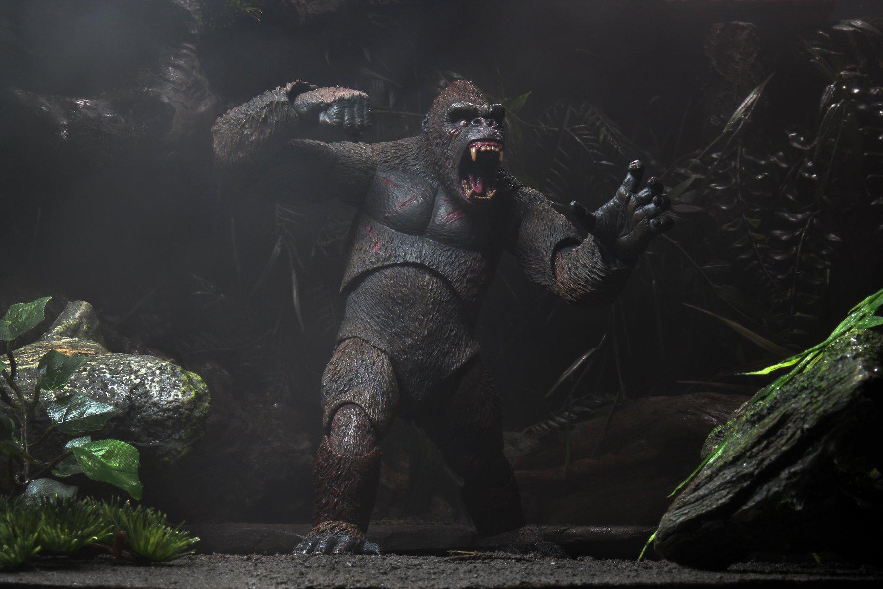NECA Toys Announces King Kong 8″ Figure