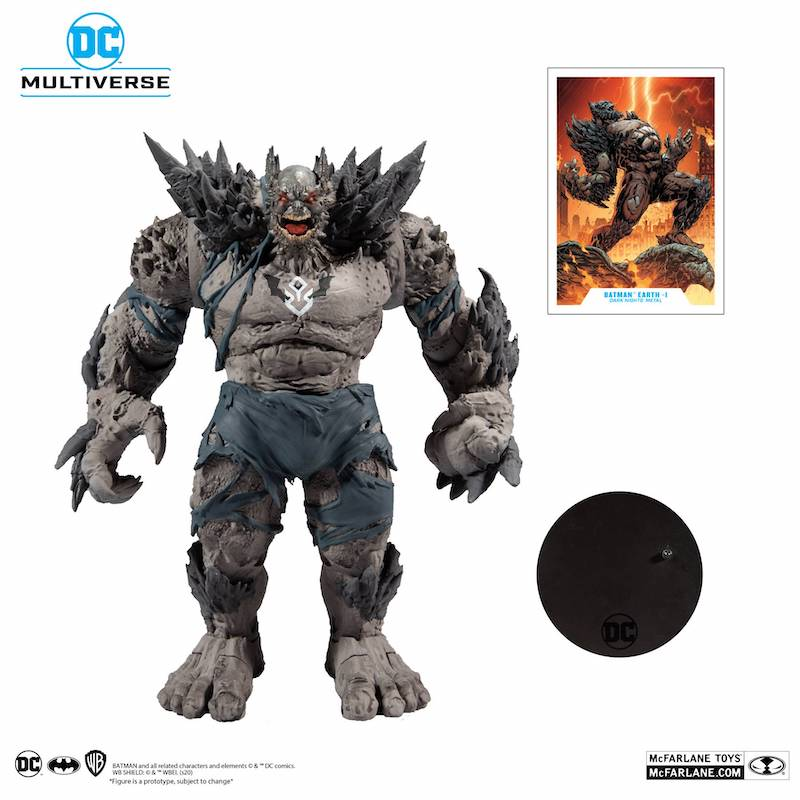 McFarlane Toys DC Multiverse Metal Figures Pre-Orders On Wal-Mart
