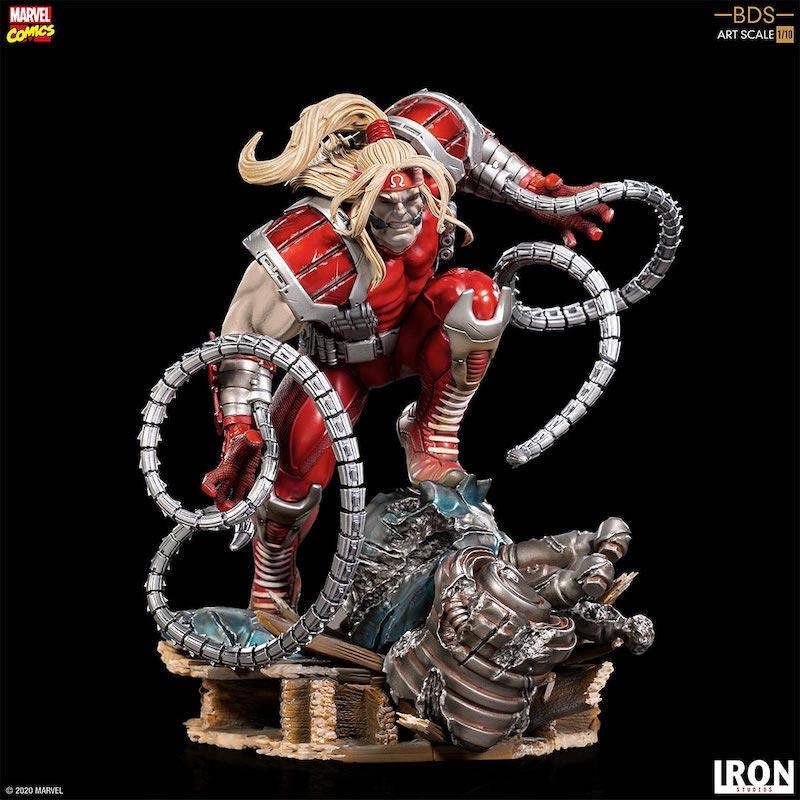 Iron Studios – Marvel Comics X-Men Omega Red 1/10 Statue Pre-Orders