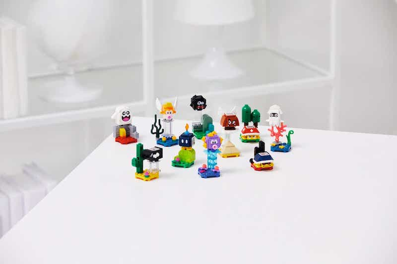 LEGO Announces Super Mario Line-Up Coming August 1st