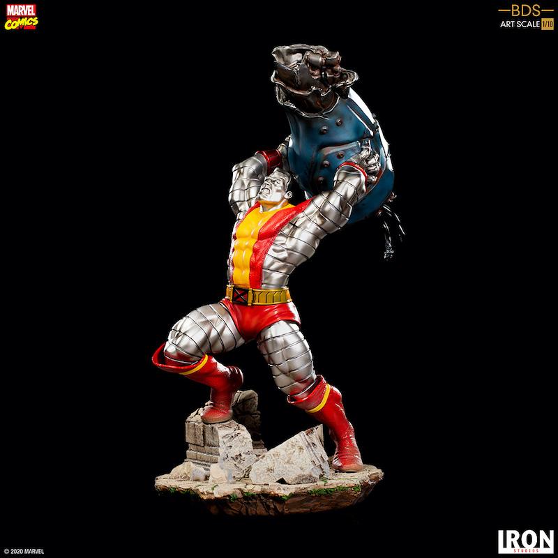 Iron Studios – Marvel Comics X-Men Colossus Statue Pre-Orders