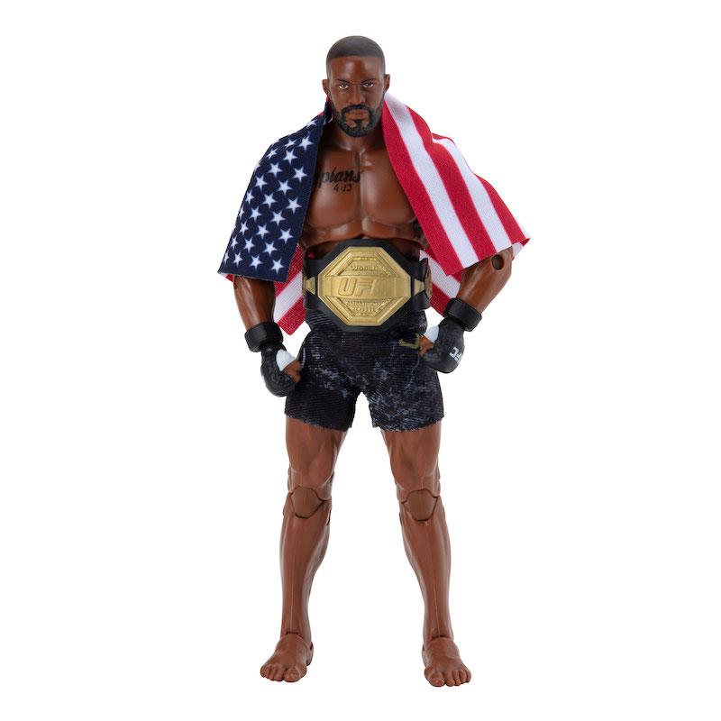 Jazwares – UFC Figure Pre-Orders On Amazon