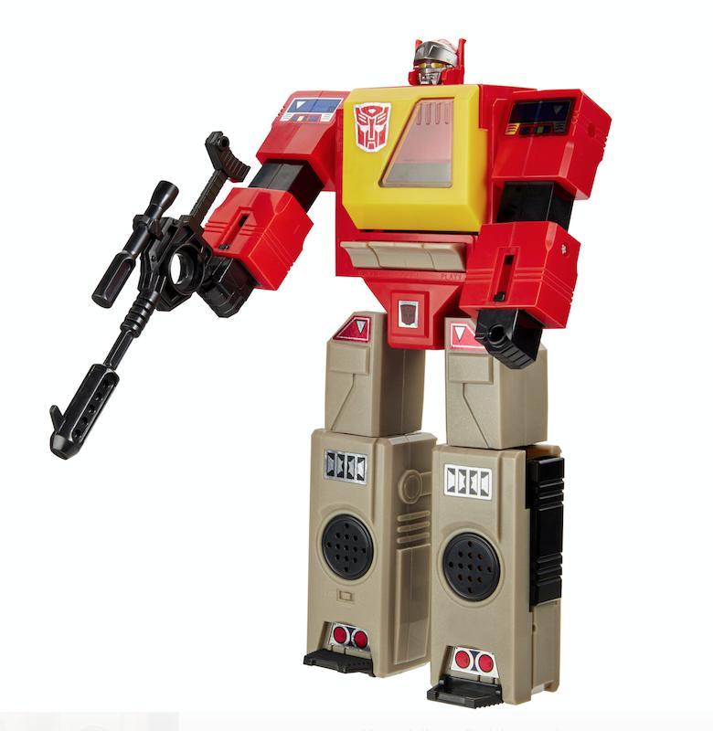 Hasbro Transformers G1 Autobot Blaster Figure Pre-Orders At Wal-Mart