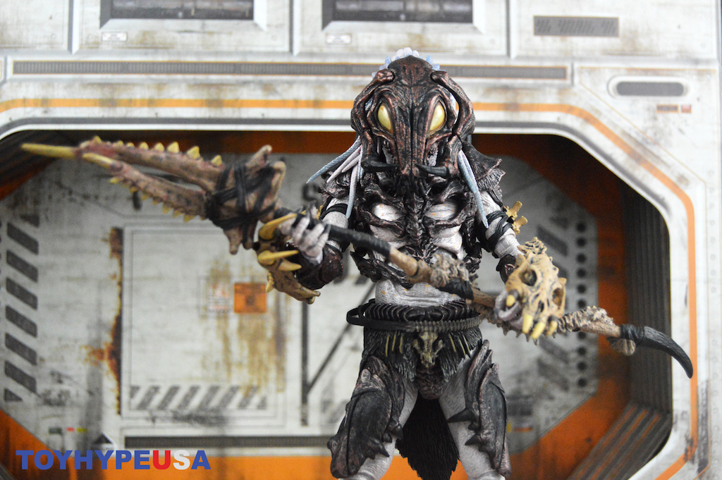 NECA Toys San Diego Comic-Con 2020 Exclusive – Predator 2 City Demon Predator Ultimate Figure Review