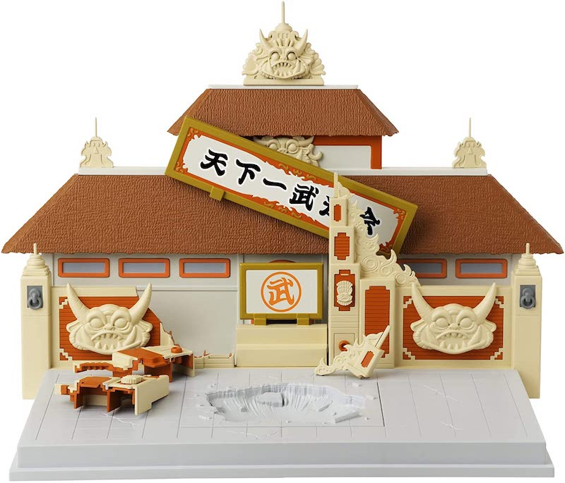 Bandai America Dragon Ball Super – Dragon Stars World Martial Arts Tournament Stage Playset