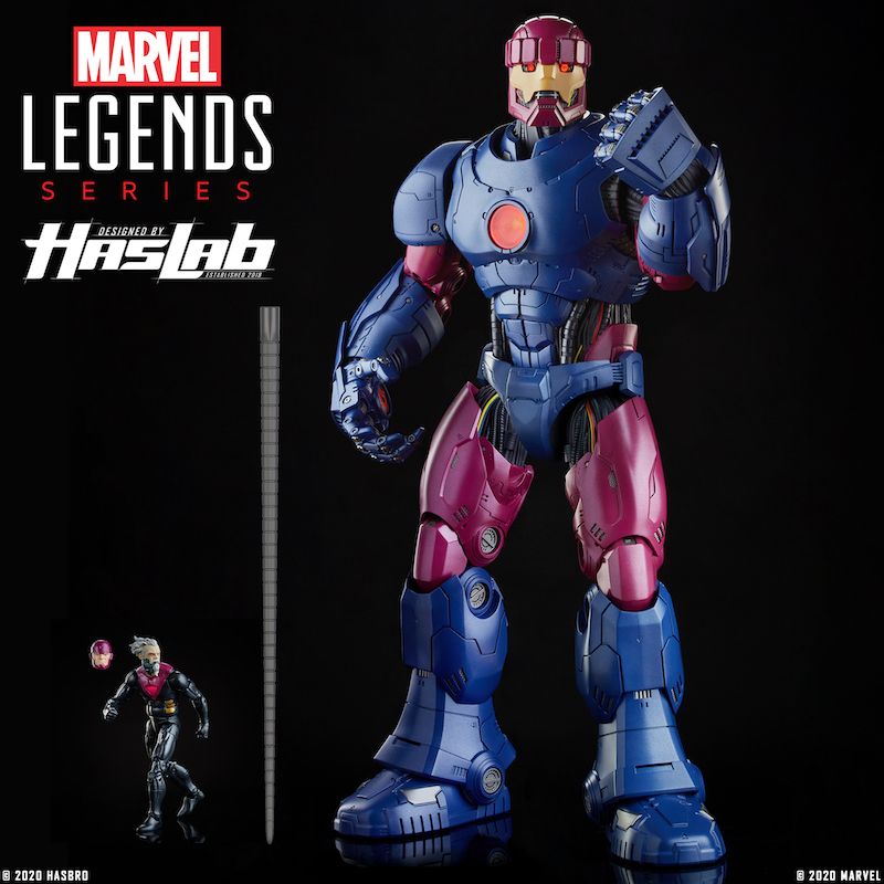 Zavvi U.K. – Marvel Legends 26″ Sentinel Figure Pre-Orders
