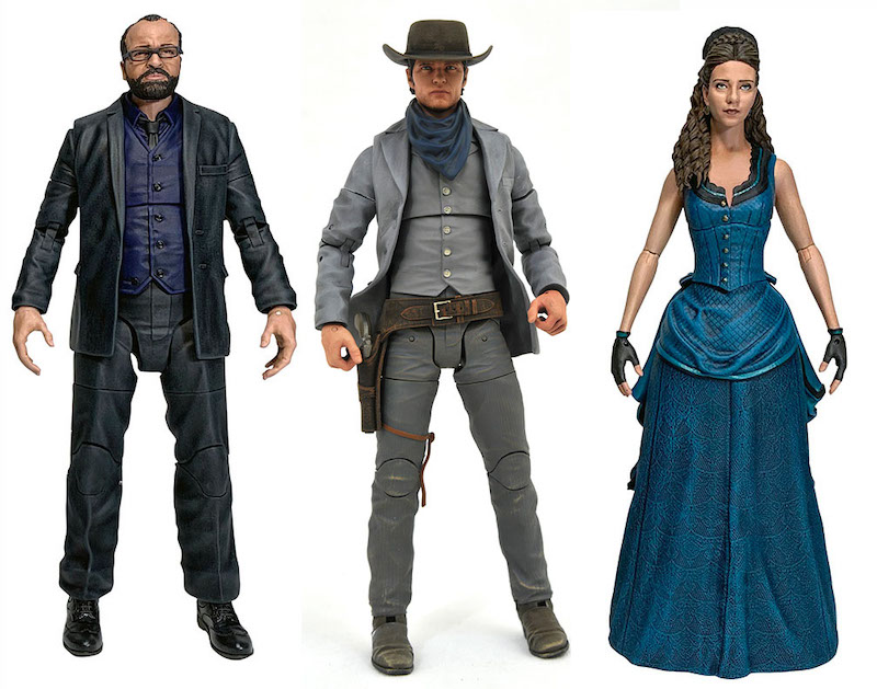 Diamond Select Toys In Stores This Week – Rocket, Kylo Ren, Magneto & Westworld