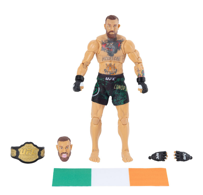 UFC & Jazwares Launch New Collectibles Line Official Press Release