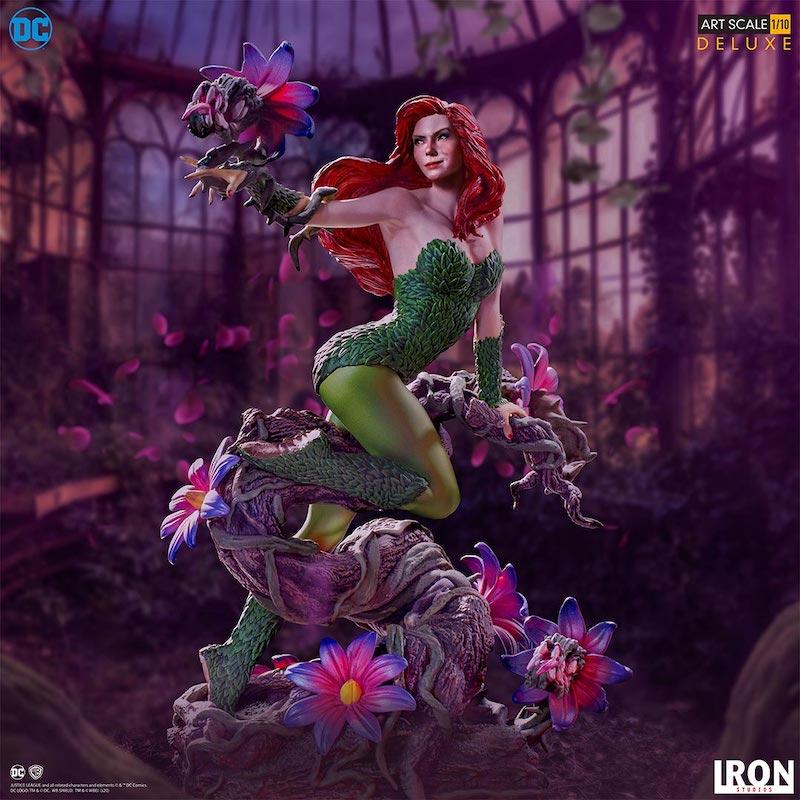 Iron Studios – DC Comics Poison Ivy Statue Pre-Orders