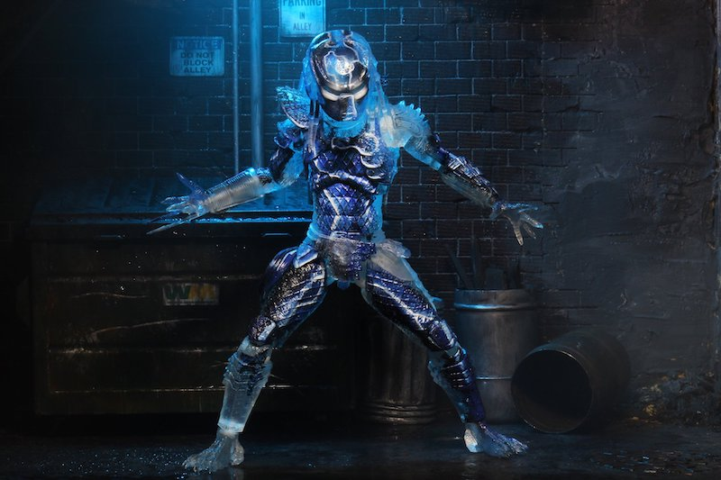 NECA Toys San Diego Comic-Con 2020 Exclusive – Predator 2 City Demon Predator Ultimate Figure