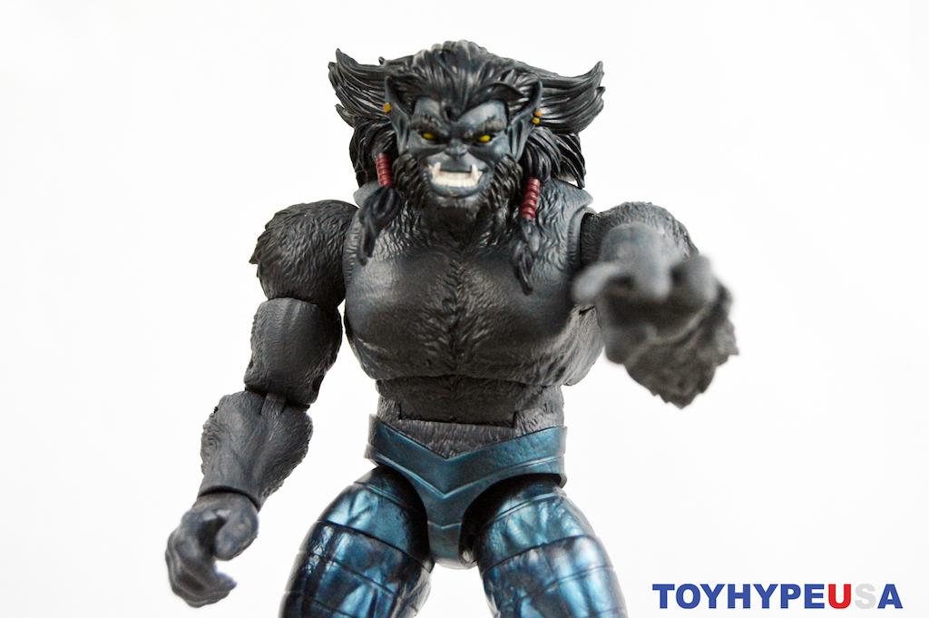 Hasbro Marvel Legends X-Men: Age Of Apocalypse Dark Beast Figure Review