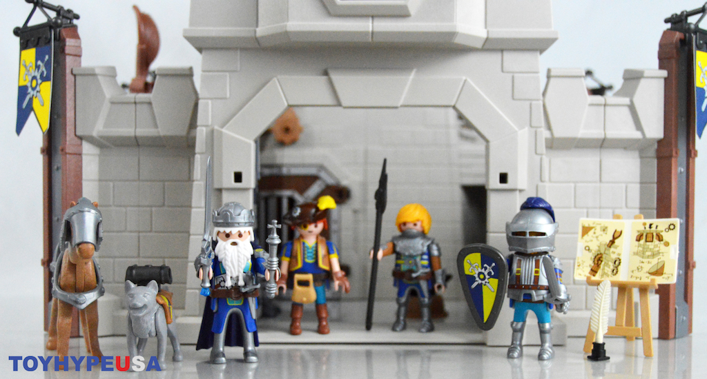 Playmobil Novelmore Fortress With Knights Playset Review
