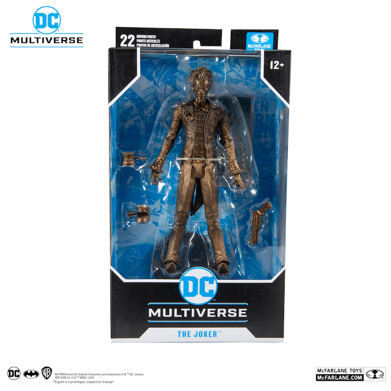 McFarlane Toys' Announces McFarlane Platinum Edition Chase Program Creates A New Line Of Collectibles