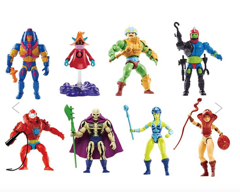 Mattel – Masters Of The Universe: Origins Figure Listings & Pre-Orders On Amazon