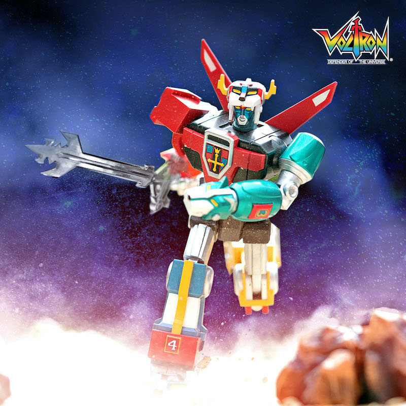 Super7 – Voltron Ultimate Figure Toy Accurate Version Pre-Orders