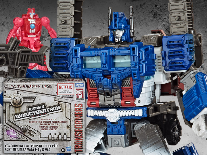 BigBadToyStore – Hasbro Transformers War For Cybertron: Trilogy – Ultra Magnus Figure Pre-Orders