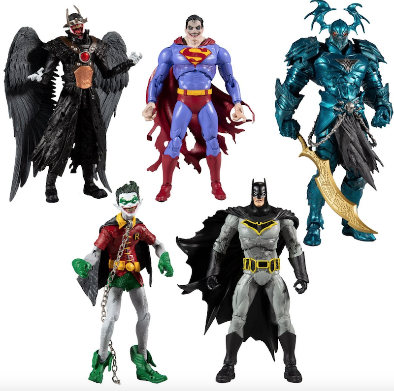 McFarlane Toys DC Multiverse The Merciless Wave – Amazon Pre-Orders Shipping October 25th, 2020