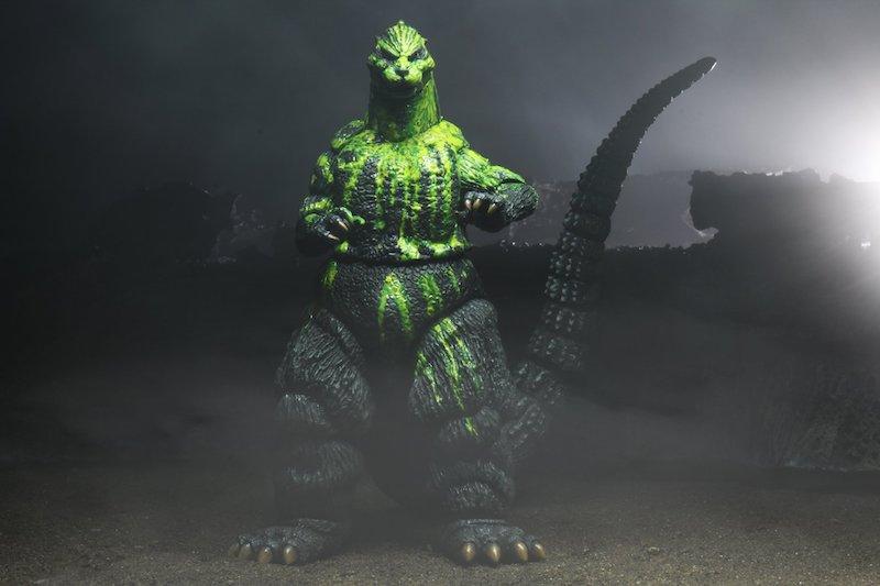 NECA Toys Godzilla 1989 – Biollante Bile Godzilla Figure