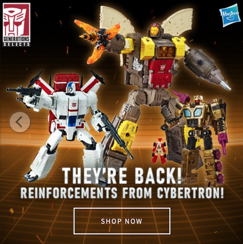Hasbro Reissues Transformers: War For Cybertron Omega Supreme, Jetfire & More