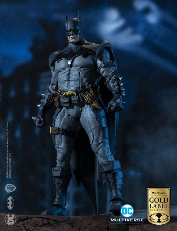 McFarlane Toys – McFarlane Gold Label Collection Batman Figure