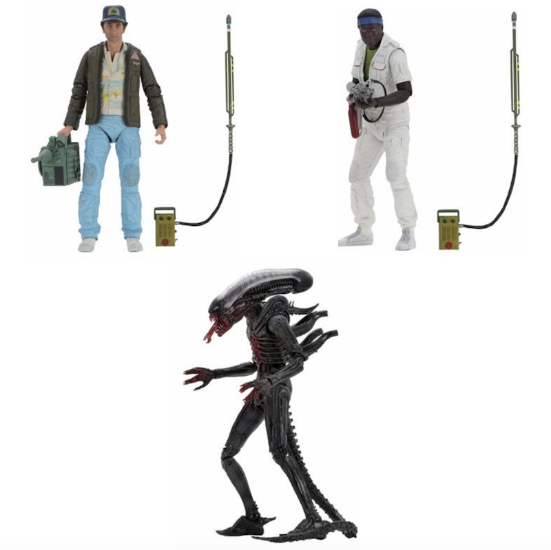 NECA Toys Alien 40 Anniversary Wave 2 Figures Available Now