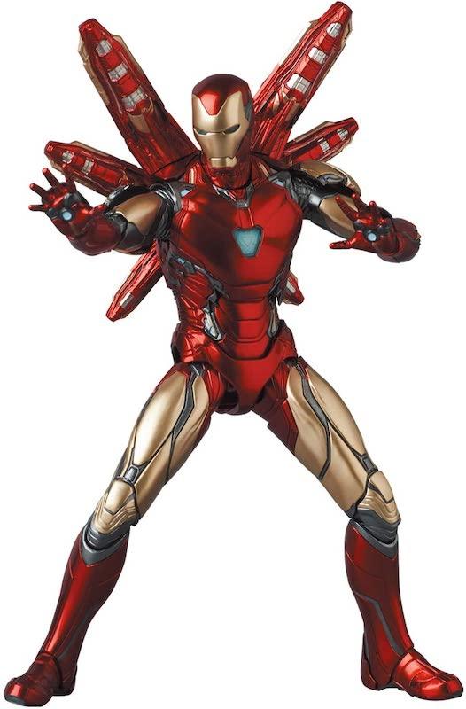 Medicom – Mafex Avengers: Endgame – Iron Man Mark 85 Figure Pre-Orders