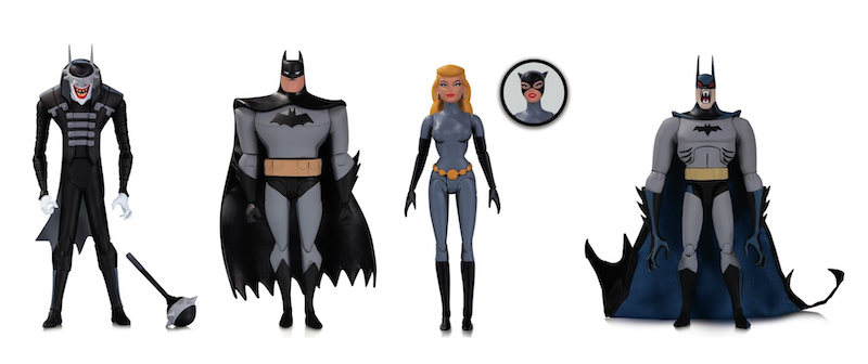 Confirmed: DC Direct Cancels Upcoming Batman: The Adventure Continues Figures