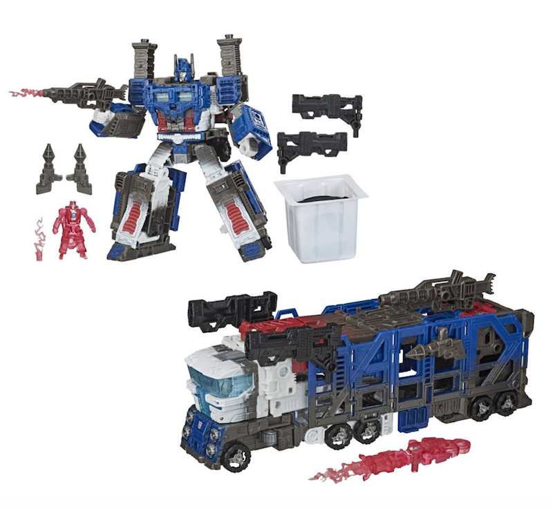 Entertainment Earth – Hasbro Transformers War For Cybertron: Trilogy – Ultra Magnus Figure Pre-Orders