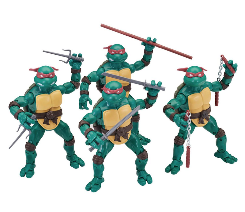 Entertainment Earth – Disney Ultimates, SH Figuarts, Karate Kid, TMNT, Funko Sale & More