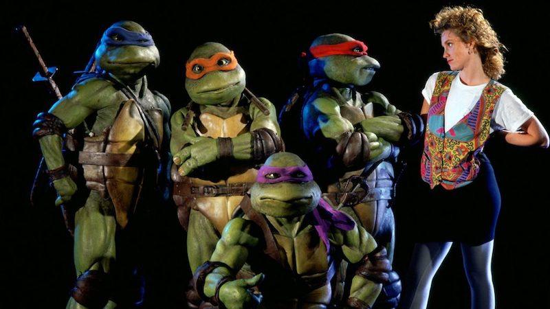 NECA Toys Teenage Mutant Ninja Turtles 1990 Movie April O'Neil Figure Announced