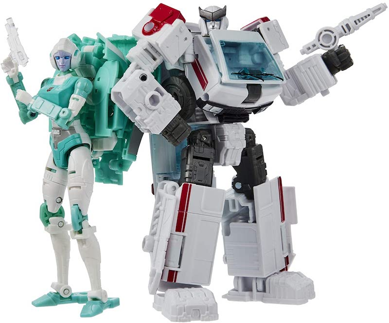 Hasbro Transformers War For Cybertron Galactic Odyssey Collection Paradron Medics 2-Pack – Amazon Exclusive Figure Pre-Orders