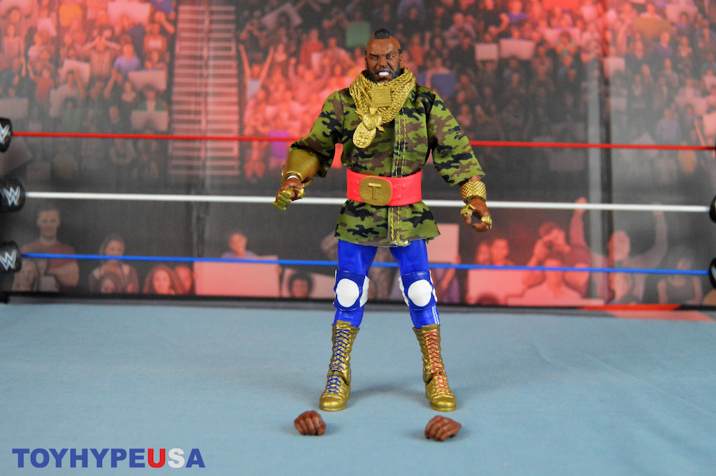 Mattel San Diego Comic-Con 2020 Exclusive – WWE Elite Collection Mr. T Figure Review