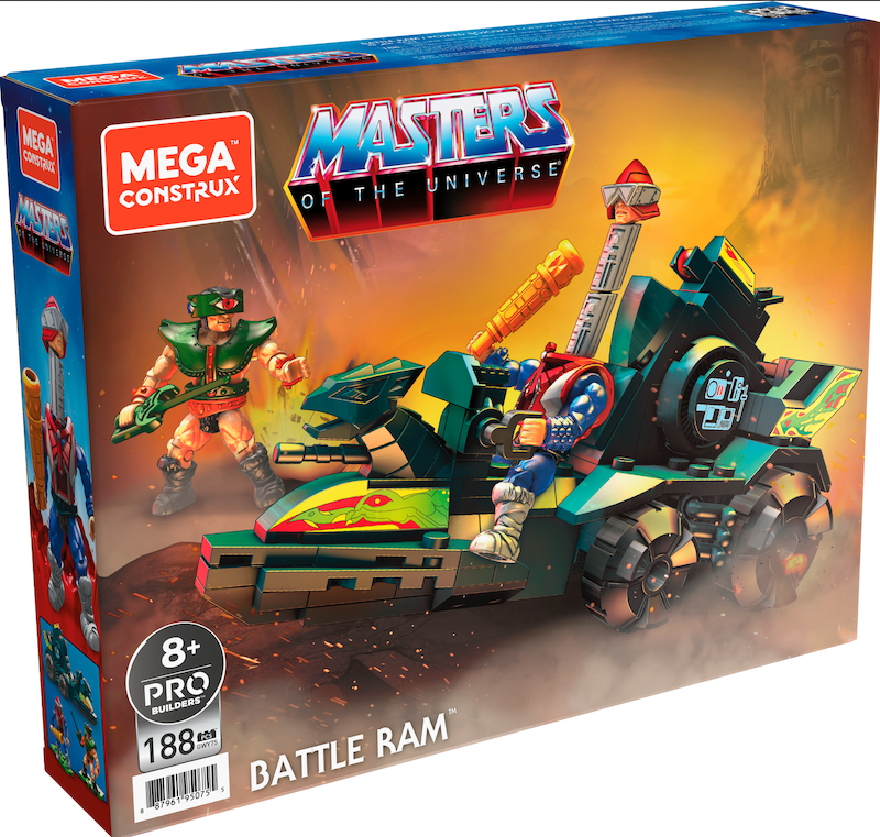 Power-Con 2020 – Mega Construx Masters Of The Universe Reveals