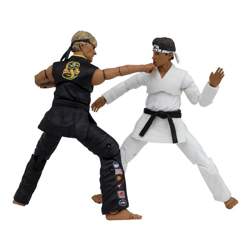 Icon Heroes Karate Kid 6″ Figures Update