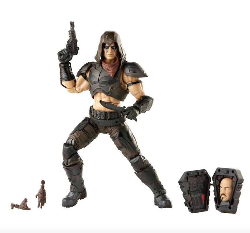 G.I. Joe Classified Series 6″ Zartan & Cobra Trooper Figure Pre-Orders