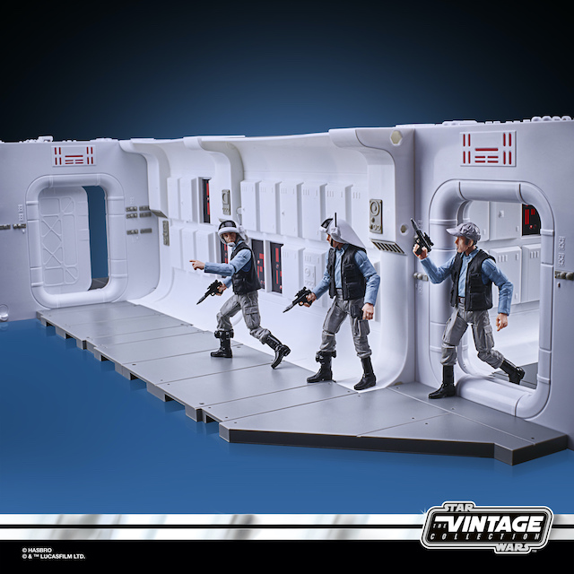 Hasbro Star Wars  – Tantive IV Hallway Playset, The Vintage Collection & The Black Series Pre-Orders