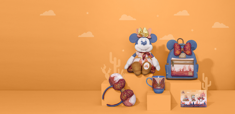 Disney Store Exclusive – Minnie Mouse: The Main Attraction Big Thunder Mountain Railroad Set Coming September 15th