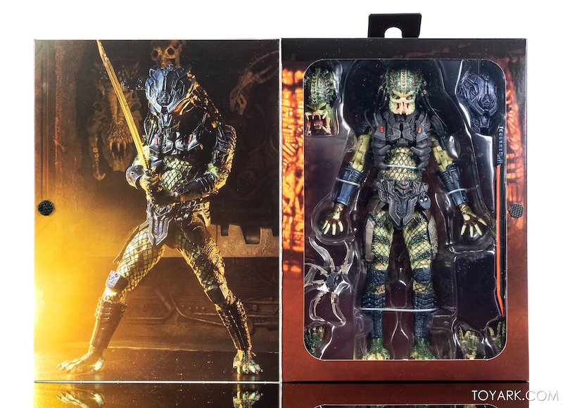NECA Toys Predator 2 – Ultimate Armored Lost Predator Figure Available Now