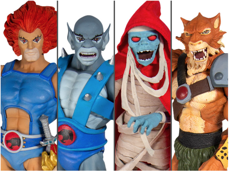 BigBadToyStore – Super7 ThunderCats Ultimates Wave 1 In-Stock Now