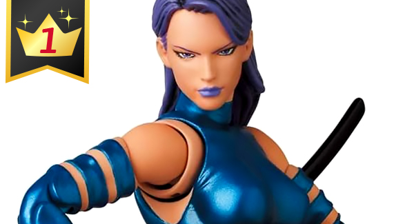 Hobby Link Japan – MAFEX Psylocke, Joker, & More Preorder Highlights