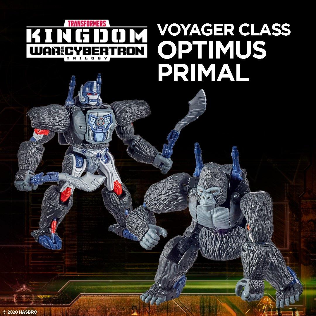 Hasbro Transformers War For Cybertron: Kingdom Wave 1 Figures Pre-Orders