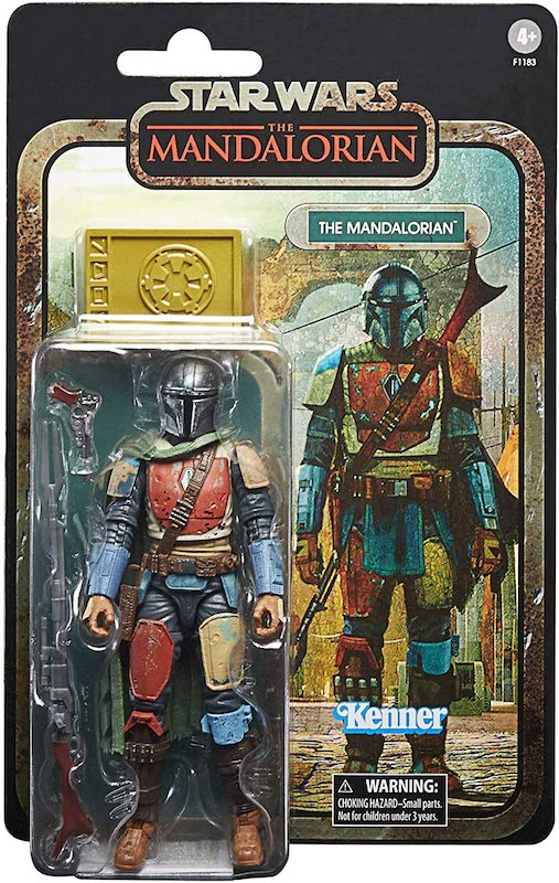 Hasbro Star Wars The Black Series Credit Collection – The Mandalorian Figure Pre-Orders Back On Amazon