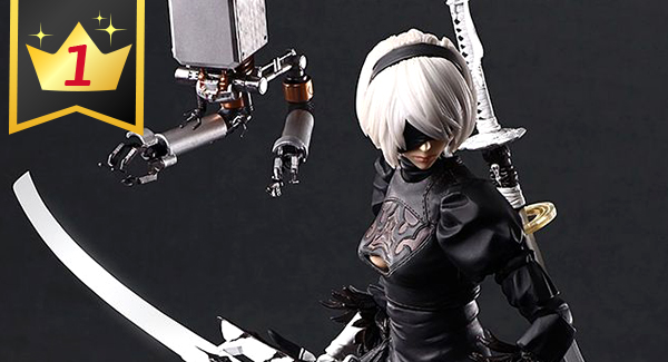 Hobby Link Japan – Nier, Nera, and More Collectibles This Week