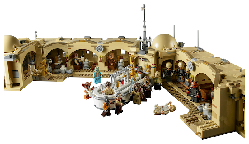 LEGO Star Wars: A New Hope Mos Eisley Cantina Set