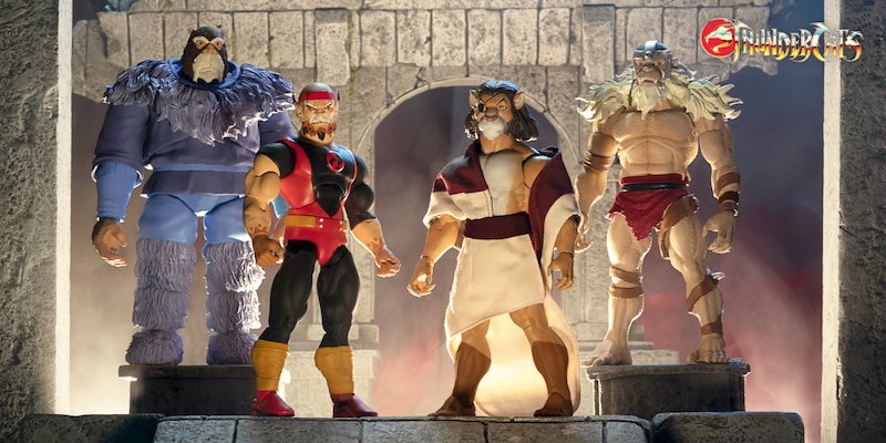 Super7 – ThunderCats Ultimates Wave 4 Figure Pre-Orders