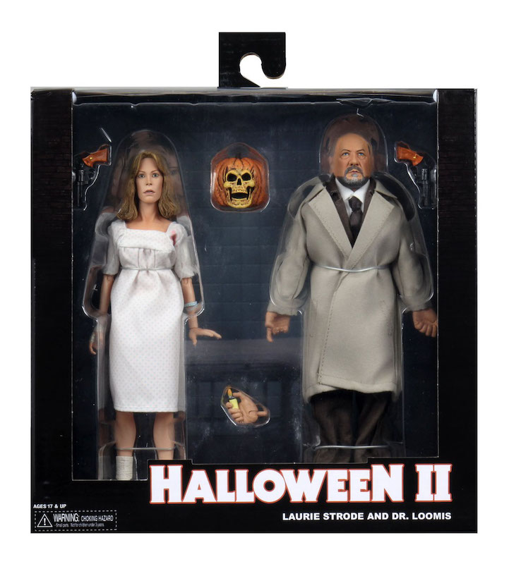 NECA Toys Shipping This Week – Back To The Future Ultimate Bif & Marty, & Halloween 2 Figures